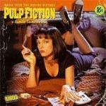 Vinilo Lp Disco Pulp Fiction B.s.o Nuevo Sellado Uma Turman
