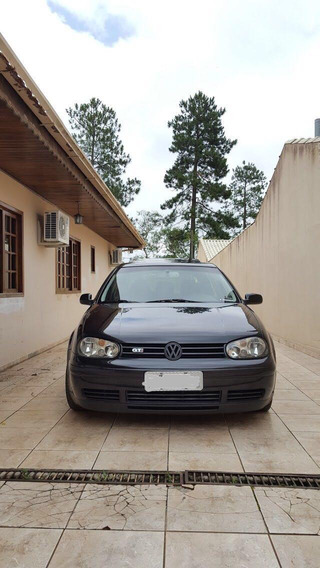 Vw Golf 1.8 Gti 18 20v Turbo 5p Manual - Impecável