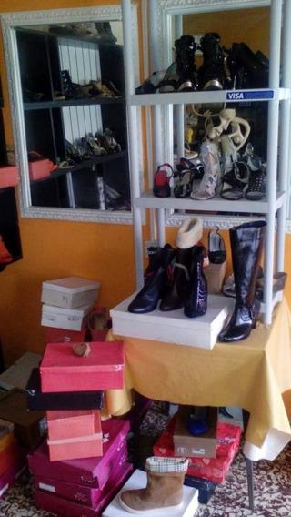 Lote De Zapatos 260 Cajas