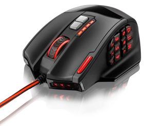 Mouse Gamer Warrior Mo206 Multilaser Nota Fiscal Garantia