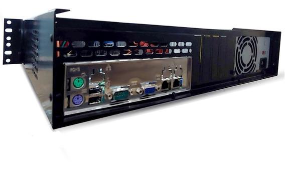 Servidor 2u Placa Supermicro 2u Xeon X3430 2.41ghz 32gb 1tb