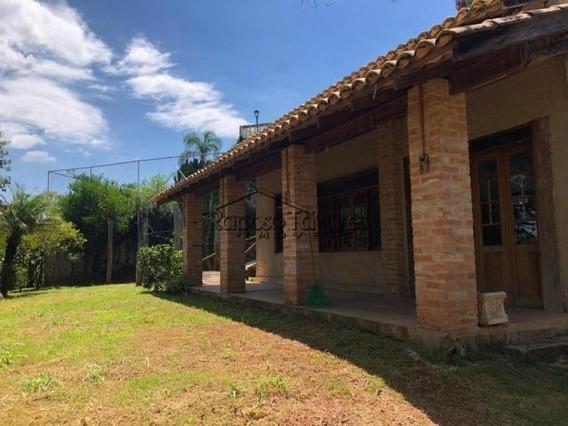 Chácara Em Condomínio Fechado Em São Roque/2077