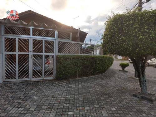 Imagem 1 de 16 de Casa Com 2 Dormitórios À Venda, 98 M² Por R$ 330.000,00 - Agenor De Campos - Mongaguá/sp - Ca5395