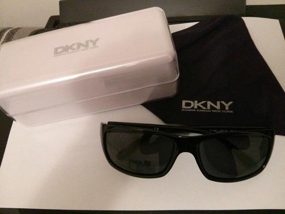 Óculos Dkny Preto Made In Italy Original