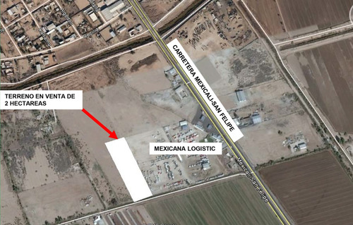 Imagen 1 de 1 de Gran Oportunidad De Adquirir Terreno En Carretera A San Feli
