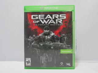Gears Of War: Ultimate Edition - Xbox One ¡fisico-usado!