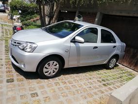 Toyota Etios Full Equipo 1.5 Vtti