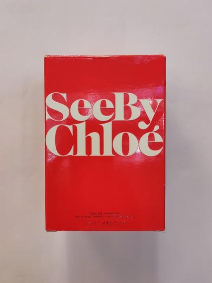 Perfume Importado See By Chloé Eau De Parfum 75ml Original