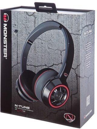 Headphone Monster Ncredible Ntune Original Fone De Ouvido