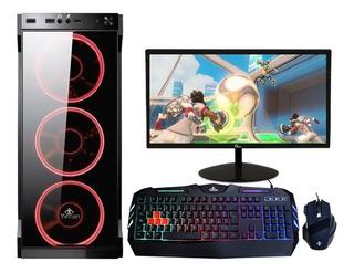 Computadora Gamer Yeyian Haakon Amd A8 9600 8gb (yeaa81q20)