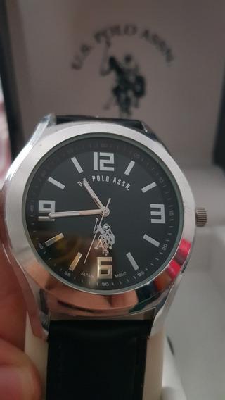 Relógio U.s Polo Assn Usc 2160 Raro