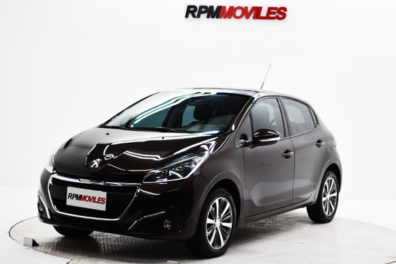 Peugeot 208 Allure 1.6 Mt Nav 2017 Rpm Moviles