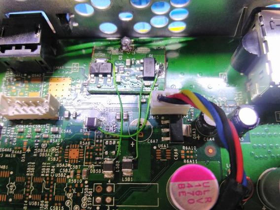 Xbox Regulador De Voltagem Placa Corona 03 Unidade