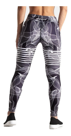 Calzas Deportivas Mujer Touche Sport Lycra Mujer Gym Ls 399