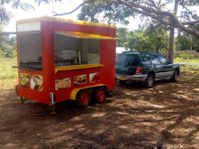Foodtruck,trailer De Comidas