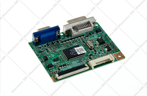 Placa Main Monitor Samsung Ls22   St22 Bn94-02999f - 2233sw