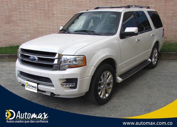 Ford Expedition 4x4, At 3.5