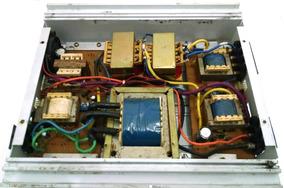 Módulo Falcon Hs 1500t Amplificador Para Restauração Peças