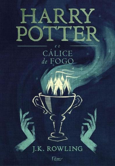 Harry Potter E O Calice De Fogo - Capa Nova - Rocco