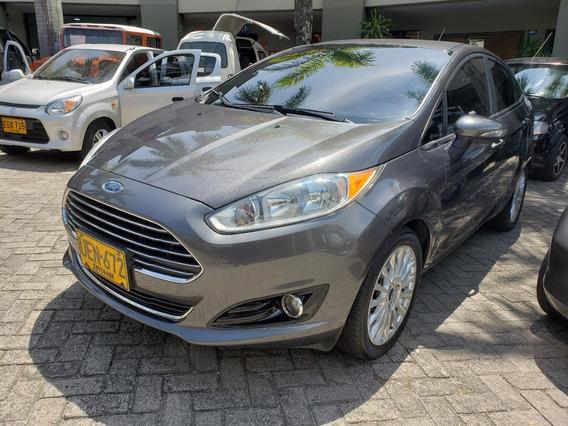 Ford Fiesta Titanium At 2015 2015