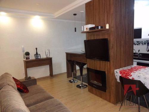 **belo Apartamento Térreo À Venda, Condomínio Colinas Da Mantiqueira, Bragança Paulista - Ap0613