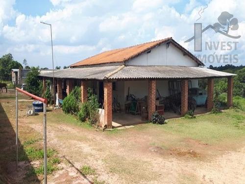 Cod 4377 - 12.100 M² Com Nascente Excelente Localização - 4377