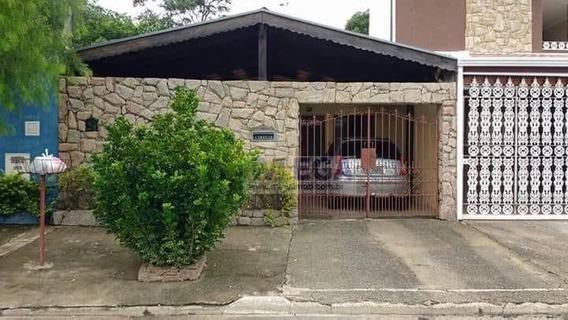 Casa Residencial À Venda, Residencial Nova Bandeirante, Campinas. - Ca0754