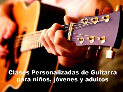 Clases De Guitarra Inicial