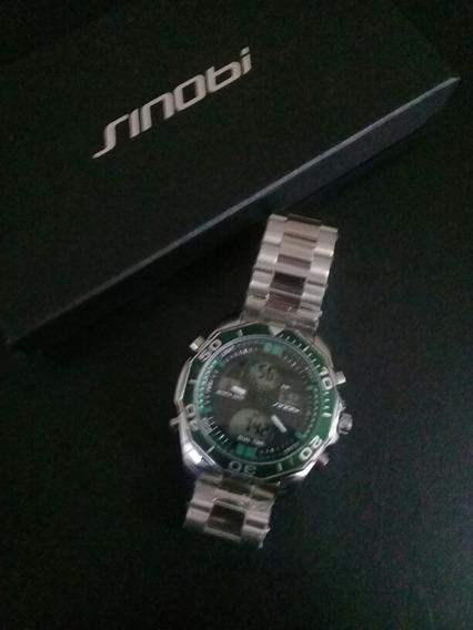 Relógio Masculino Aprova D