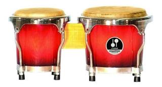 Bongoe Sonor De 4 Y 5 - Aro Confort Color Sunburst