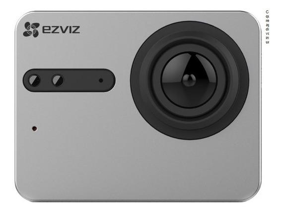 Câmera De Ação Filmadora Ezviz S5 Action Câmera 4k