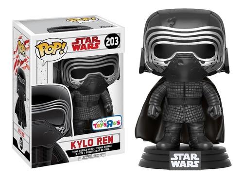 Funko Pop! Star Wars Kylo Ren #203 Exclusivo Toys R Us