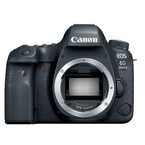 Corpo Canon 6d Mark Ii 26.2mp 2 Anos De Garantia