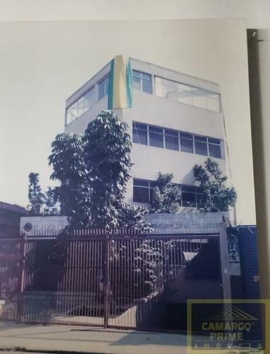 Imagem 1 de 15 de Prédio À Venda No Centro De São Paulo E Próximo À Porto Seguro - Eb87108