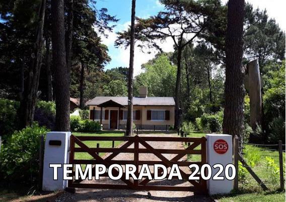 Alquilo Casa En Valeria Del Mar Temporada 2019/2020