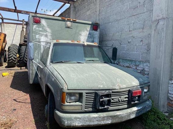Ambulancia Chevrolet Año 1991