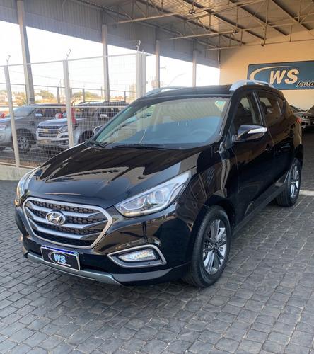 Imagem 1 de 8 de Hyundai Ix35 Gl 2.0 Preto 2018