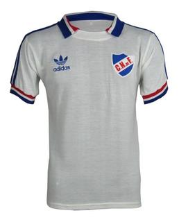 Camisa Retrô Nacional Do Uruguai