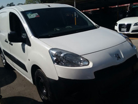 Peugeot Partner 2014 Diesel 4 Cilindros Turbo