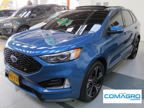 Ford Edge St 2.7 Aut2019 Fvo938