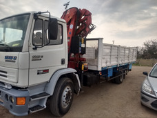 Camion Hidrogrua 18 Mts $ 1500 Gruas Barquilla Alquiler