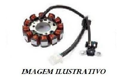 Estator Magneto Honda Cg Fan150 Titan150 Mix 09/10