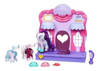My Little Pony Muñeca Vestidor Mágico Rarity B8811 Hasbro
