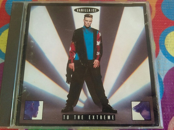 Vanilla Ice Cd To The Extreme R
