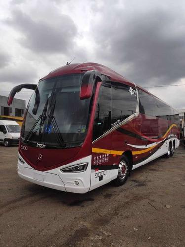 Ônibus Irizar I6 Novo Leito Turismo Seminovo Mercedes O500