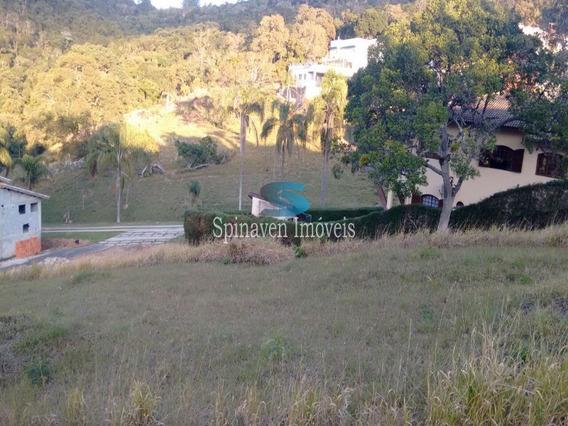 Terreno No Clube Da Montanha Atibaia São Paulo - Tc00023 - 1969276