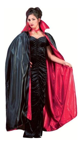 Fantasia Capa Vampira / Halloween (ange)