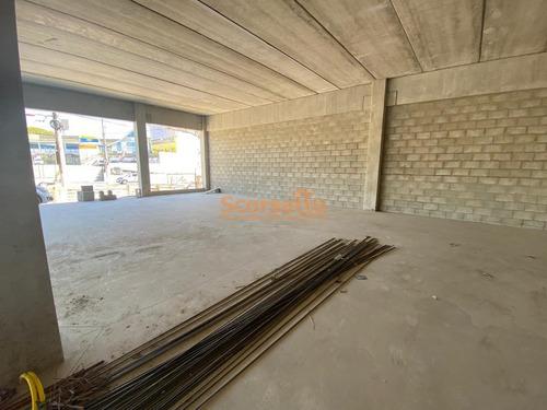 Imagem 1 de 6 de Salão Para Locação, Centro, Itapecerica Da Serra/sp - 5054