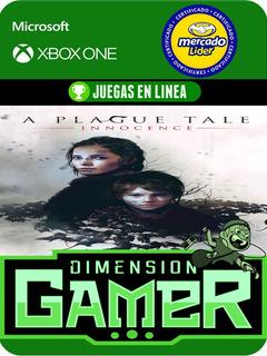 A Plague Tale Innocence - Xbox One Modo Local + En Linea