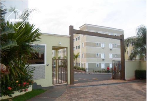 Apartamento Com 2 Dormitórios À Venda, Lagoinha - Ribeirão Preto/sp - Ap2866